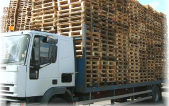 Pallets Bought For Cash